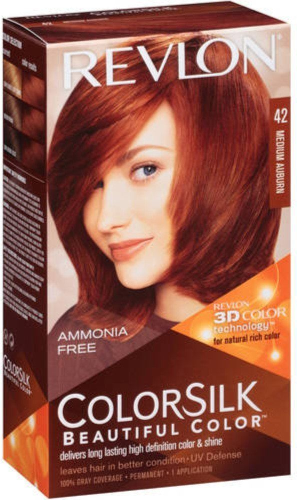 Image Result For Natural Red Hair Color Chart