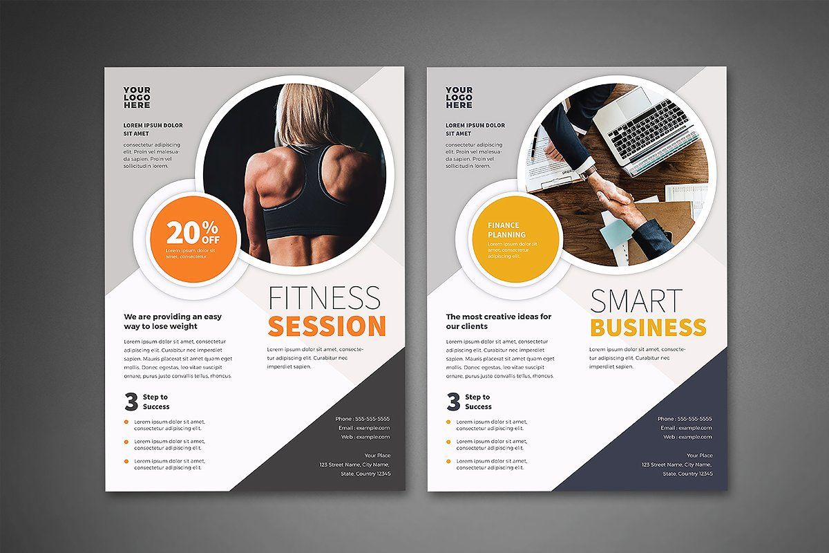 Multipurpose Business Flyer Template (With images