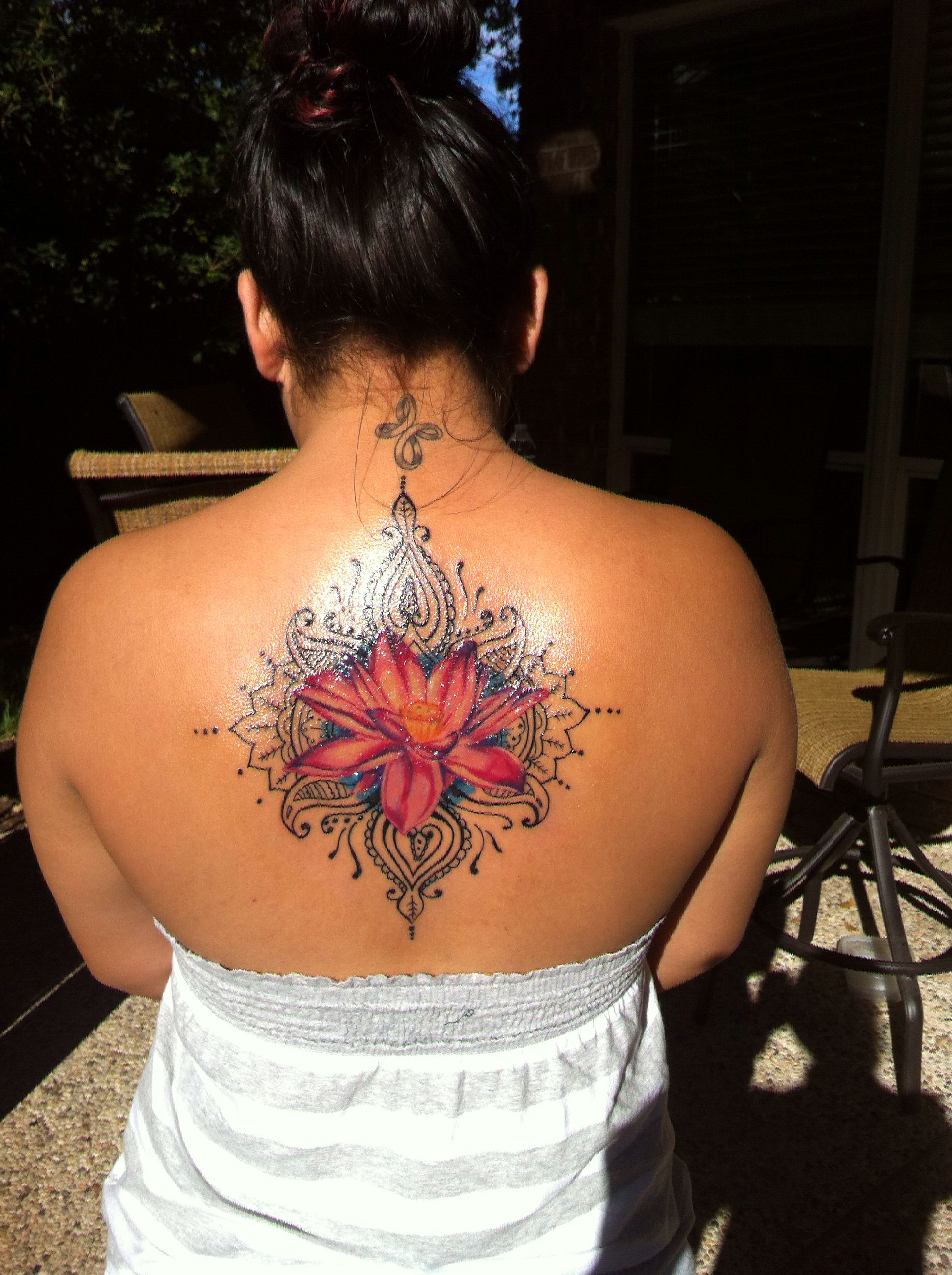 Love Love Love It Still Lotus Flower Bomb Tattoo Flowers Lotus