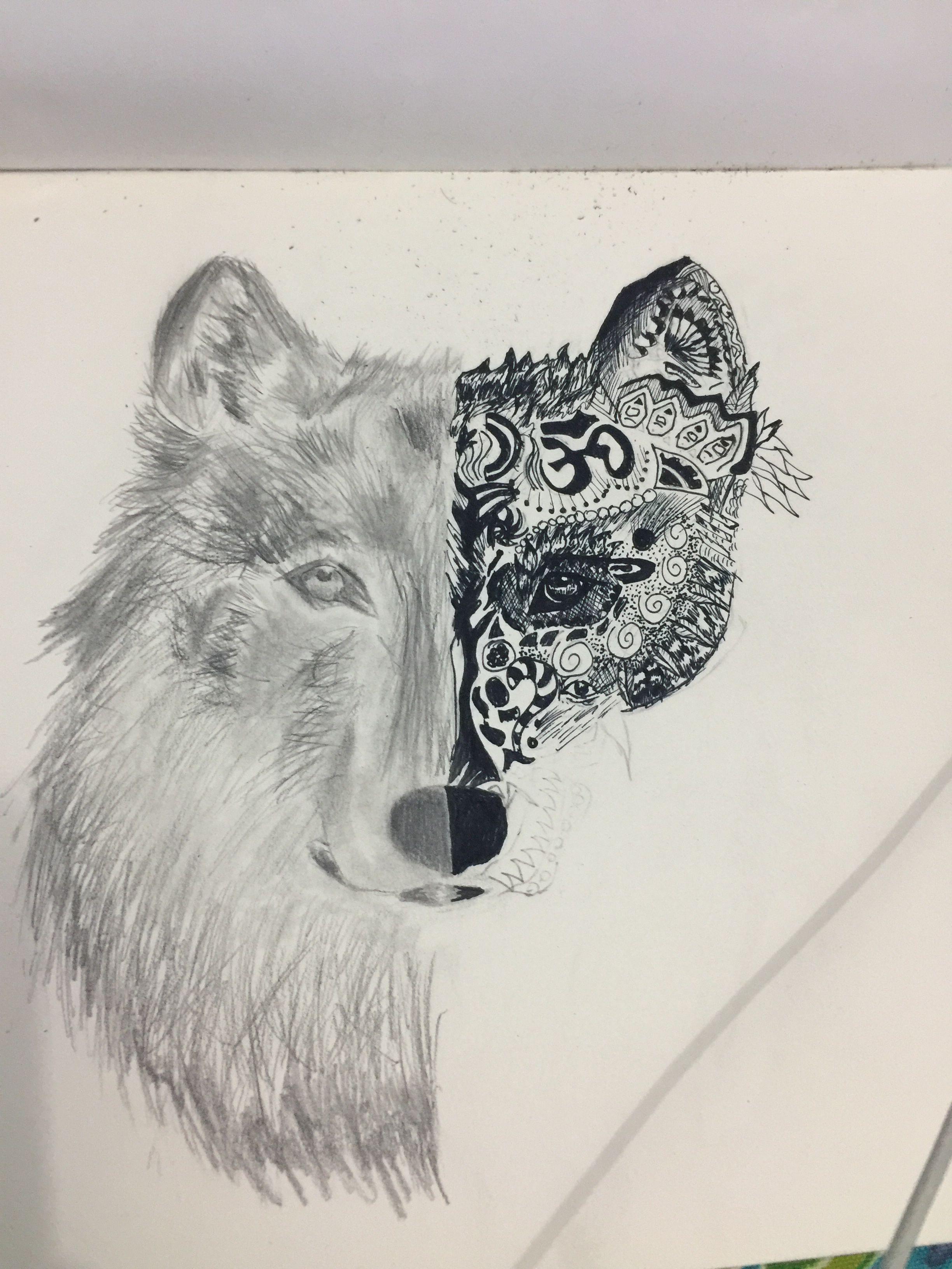 Pin by abhinav on draws sketches art animals