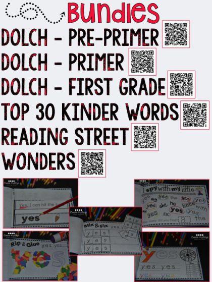 How to Successfully Teach Sight Words - Bonnie Kathryn