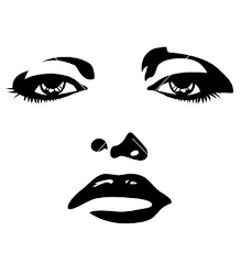 Resultado De Imagem Para Silhouette Beautiful Woman Face Vector Silhouette Art Woman Face Silhouette Silhouette Pictures