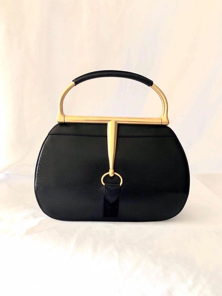 Gucci Vintage Snaffle Bit Bag Ebay Shop Designer Handbags Bags Handbags On Sale