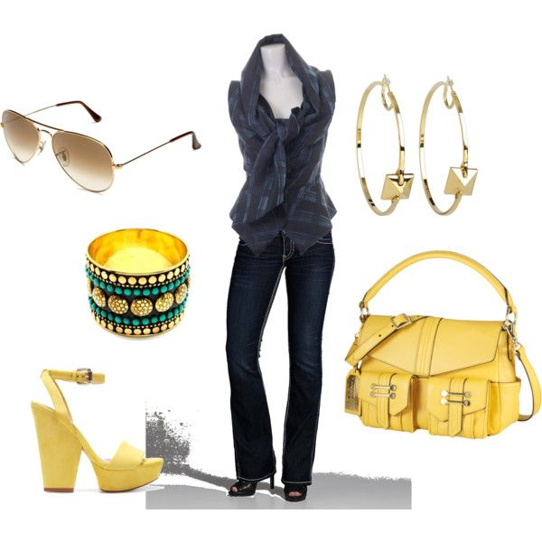 Butter, created by winehrh on Polyvore