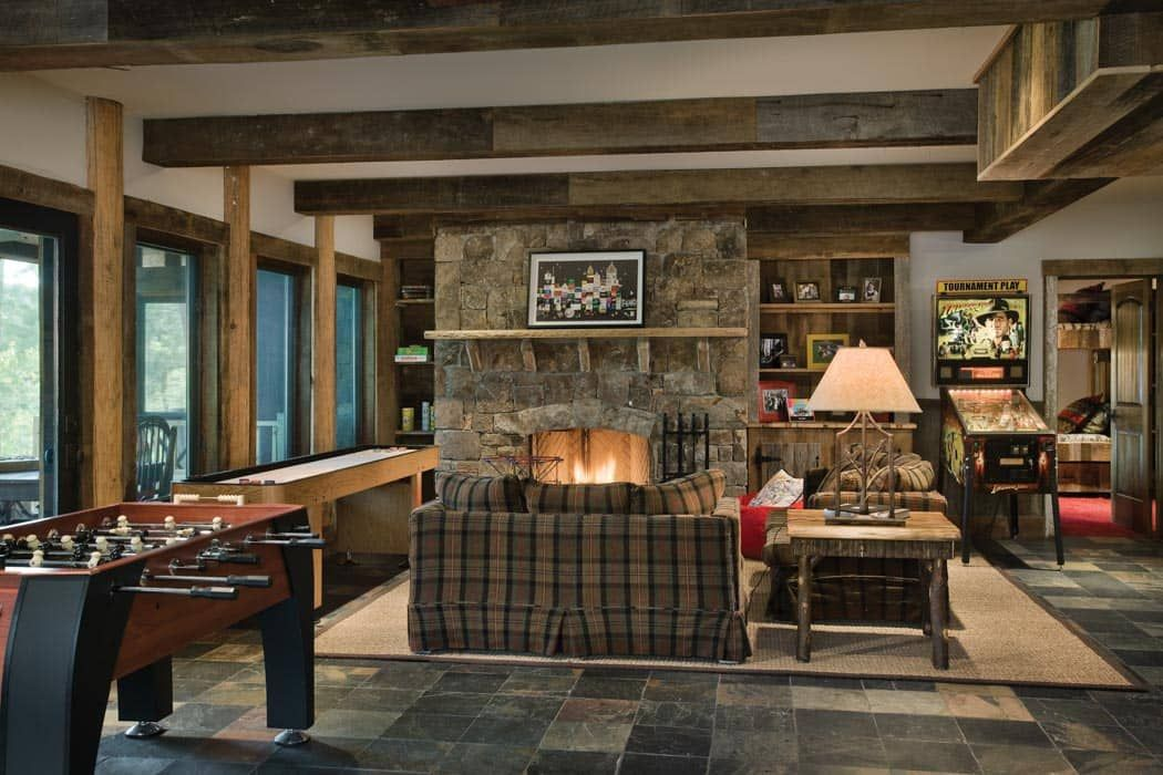 Blue Ridge Georgia Log Home Cabin