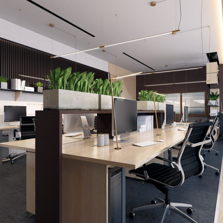 Office Interior Design, Modern