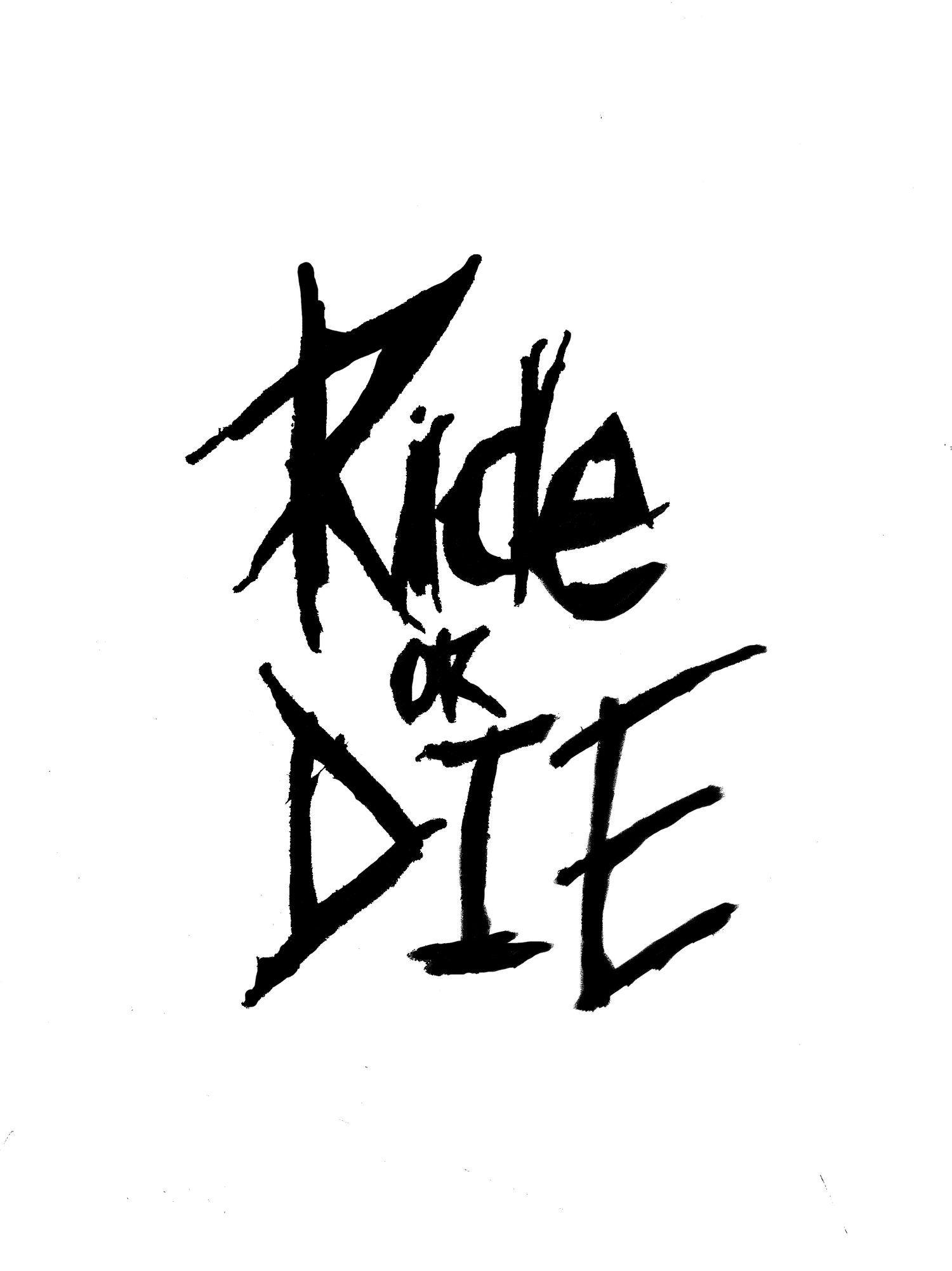 Ride Or Die Tatuoinnit