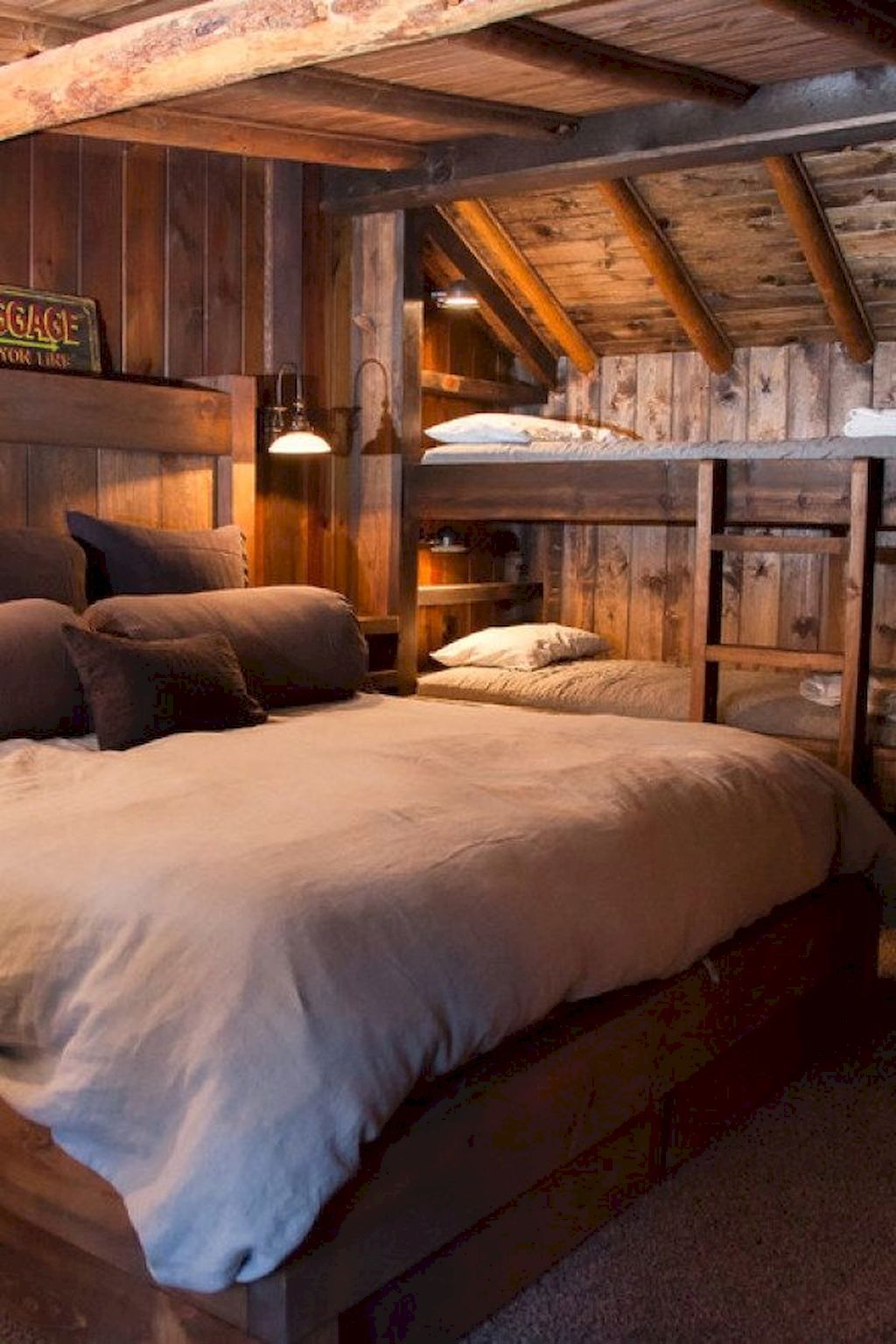 70 Gorgeous Farmhouse Master Bedroom Ideas images