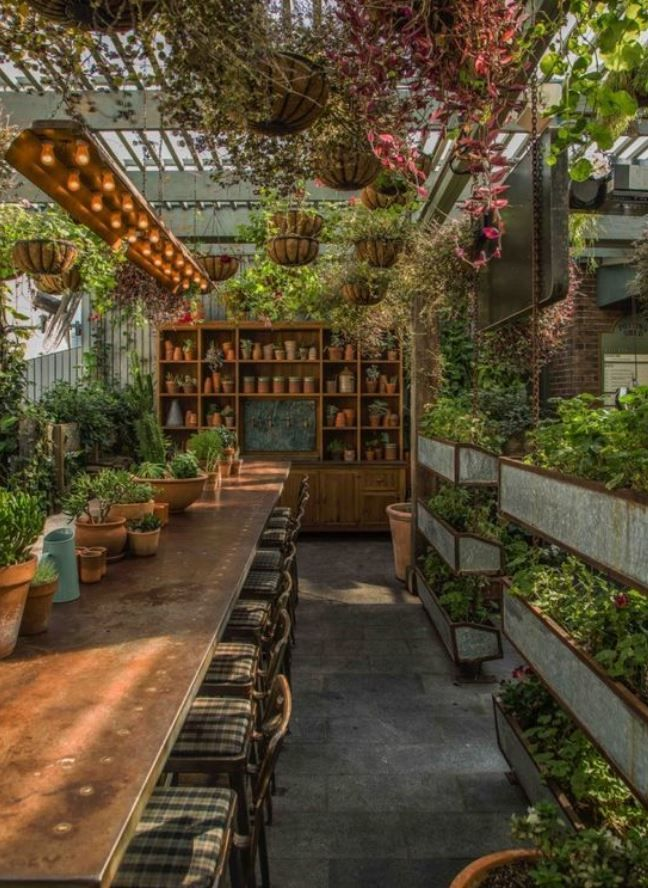 10+ Magnificent Small Urban Garden Ideas You'll Want For ... on Small Urban Patio Ideas id=93315