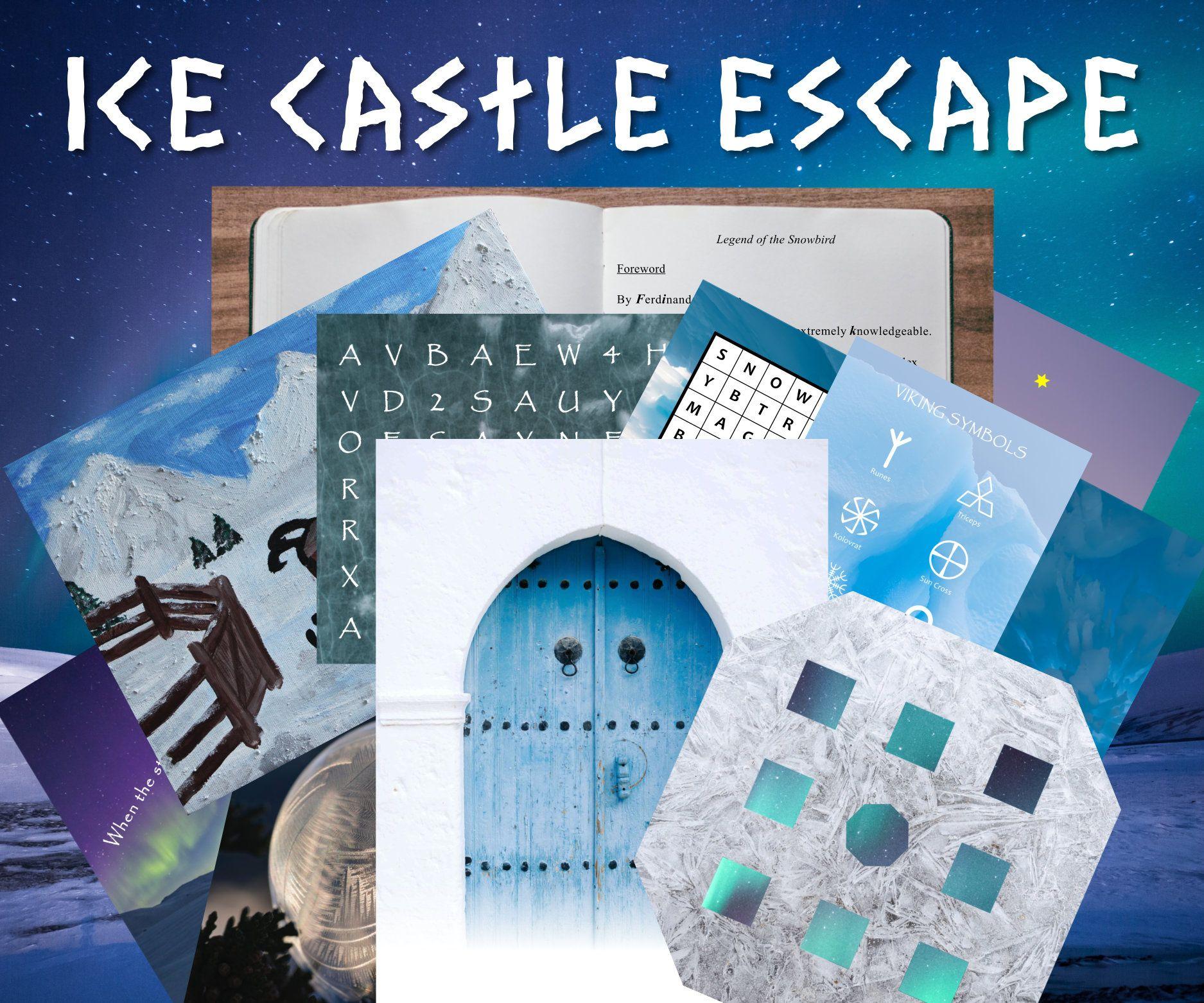 Ice Castle Escape In 2020