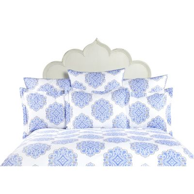 John Robshaw Kishore Duvet Periwinkle Bedding Love This Color