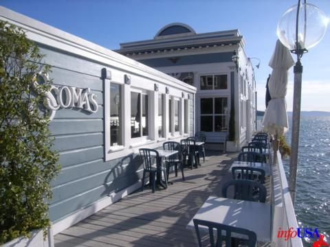 My Favorite Restaurant In Sausalito Ca