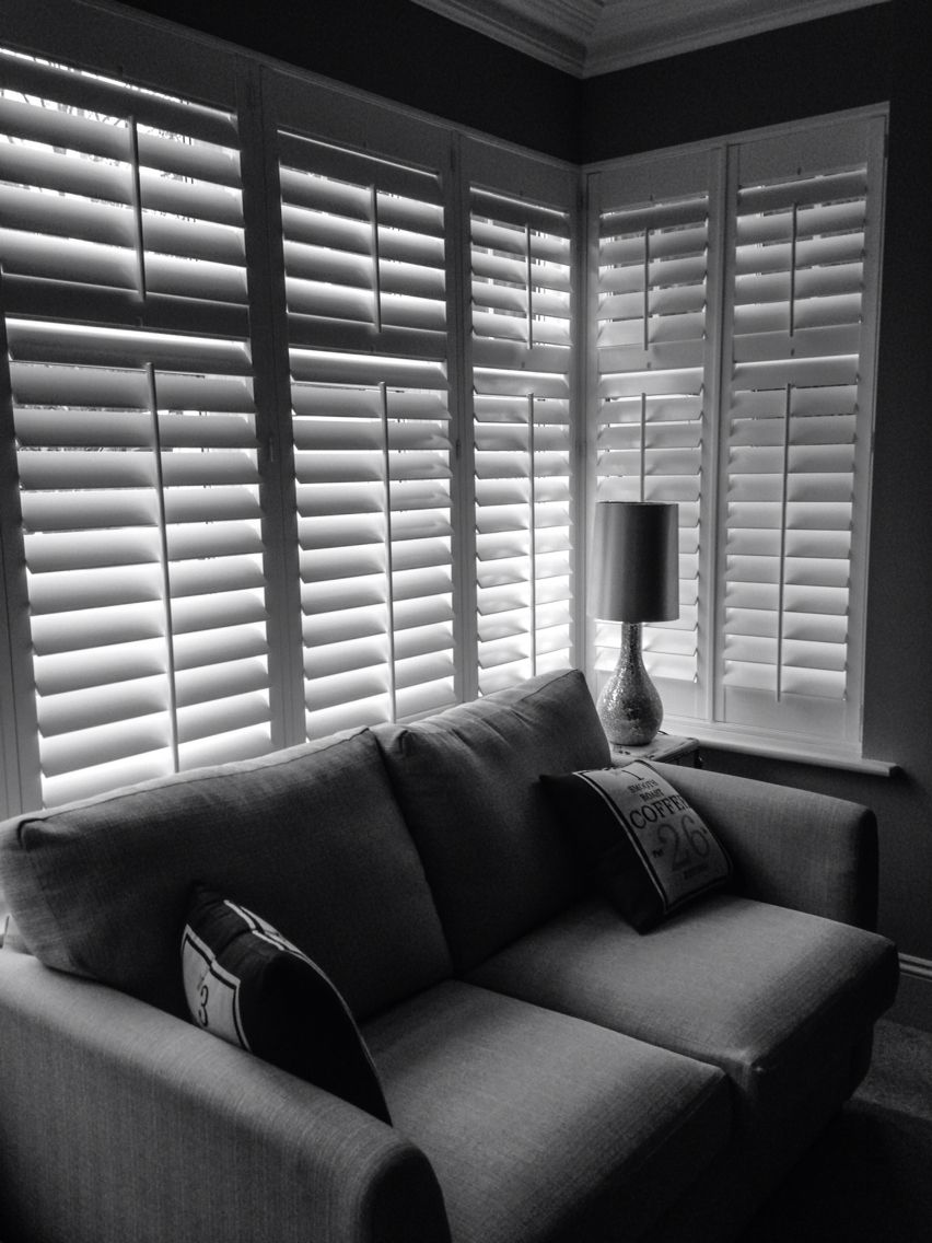 Add elegance to any room in your house. These Shutters