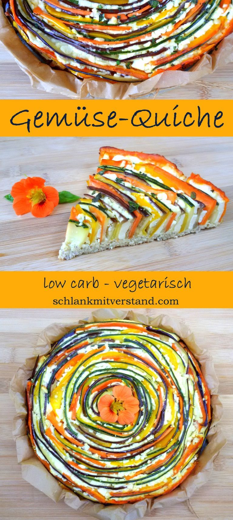 Vegetable quiche low carb vegetarian glutenfree  Vegetable quiche low carb vegetarian glutenfree  low carb recipes  slimminded