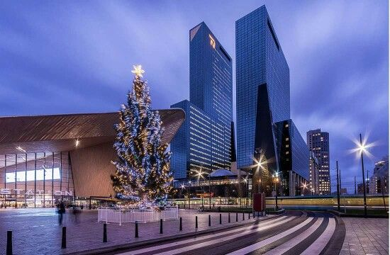 Kerst in Rotterdam
