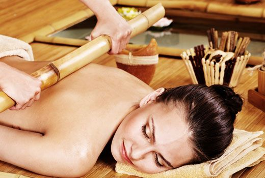 Bamboo massage :: The exciting news this month is the launch of the WARM  BAMBOO · La CascadeMassage TherapySpa ...