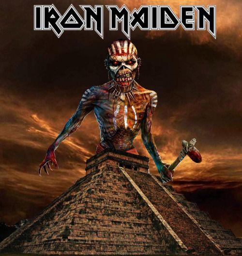 Trembaum Iron Maiden Eddie Iron Maiden Posters Iron Maiden Albums