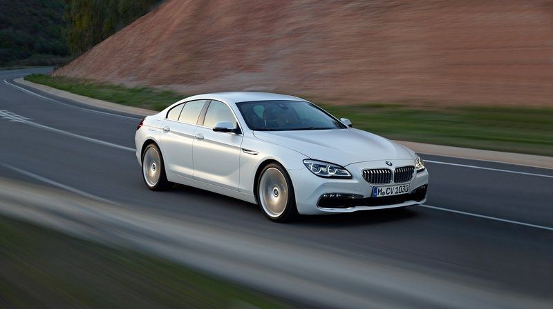 2016 Bmw 650i Gran Coupe 2016 Bmw 6 Series Gran Coupe Car Review