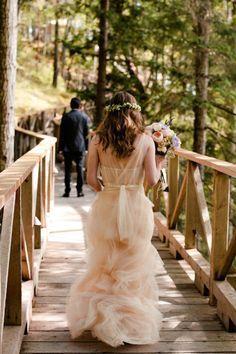 Peach Coral Wedding On Pinterest Blush Wedding Gown Wedding Dress Photography Wedding Dresses