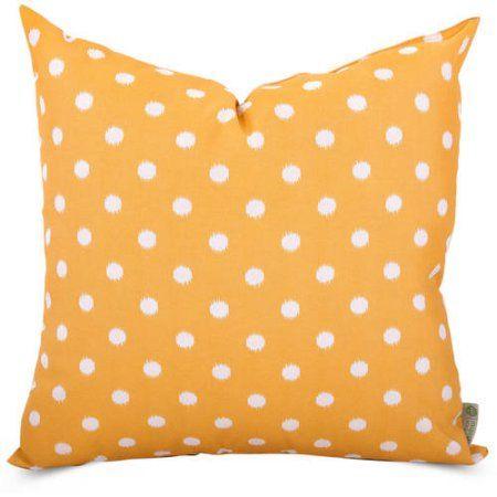 Majestic Home Goods Ikat Dot Extra Large Decorative Pillow 40 Inch Simple Extra Large Decorative Pillows