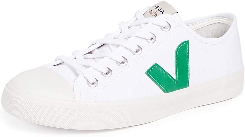 Veja Men's Wata Canvas Sneakers, White