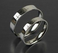 816fb689df Wish | 1pcs Free Engraving Purple Titanium rings sets, Love Token Couple  Wedding rings,Titanium Ring, Couples Rings,Wedding ring,Promise ring,ECG  Ring ...