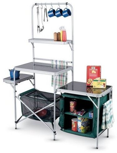 Camping Gear Guide Camp Kitchen Campist I Want This