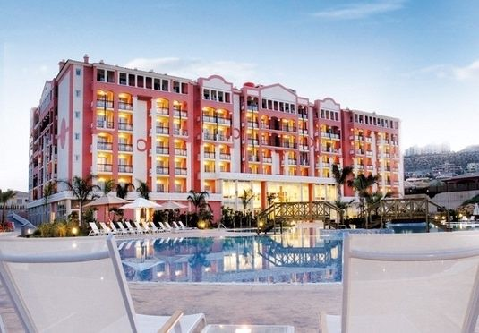 A Four Star Hotel Near The Beaches Of Costa Blanca With Welcome