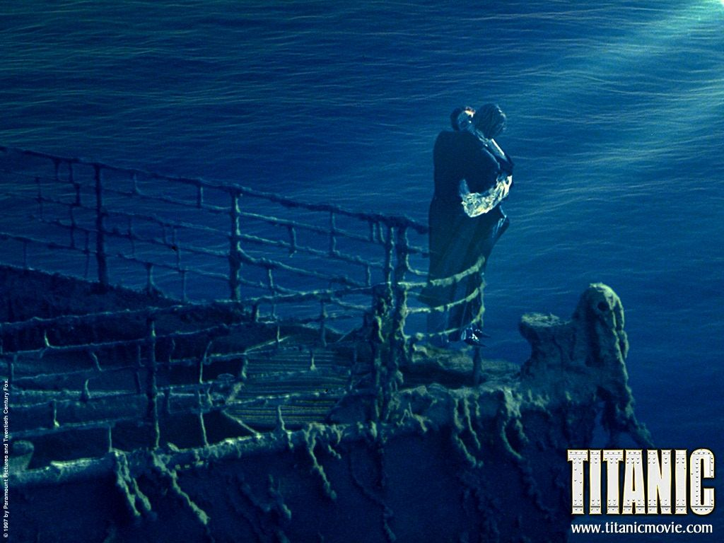 This Still From The Film Really Gets It Titanic Movie Titanic Wreck Titanic