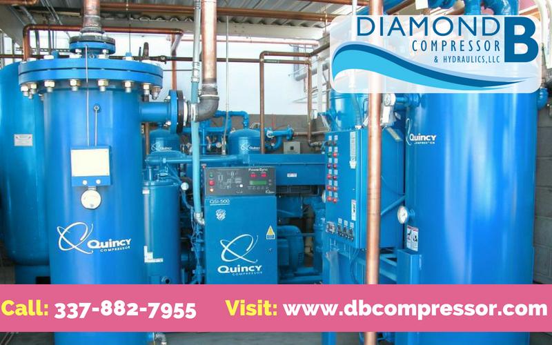 Texas Marine Services Gulf Coast Air Compressors