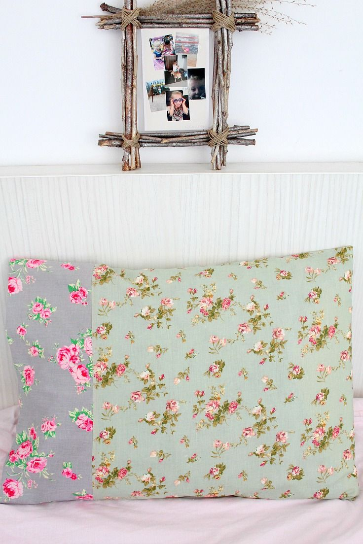 Making Pillowcases Brilliant Pillowcase Tutorial Easy Sew For The Absolute Beginner  Tutorials Decorating Inspiration