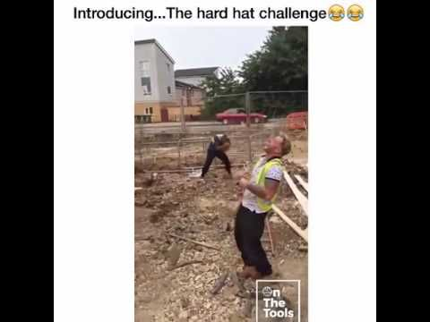 """awesome Watch Introducing: The """"Hard Hat Challenge"""""""