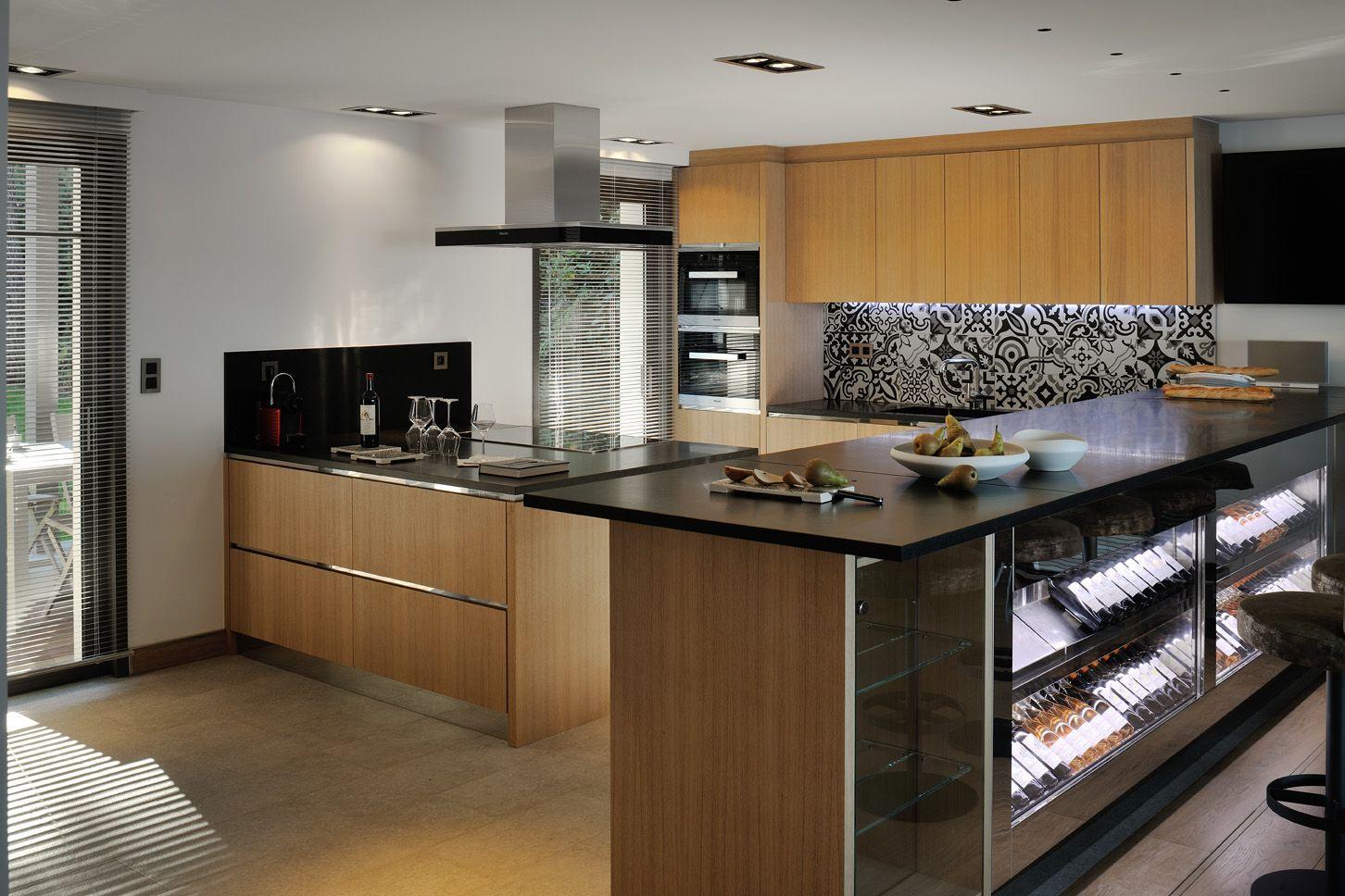 Cuisine Design Cave A Vin Wine Cellar Design Kitchen Rental