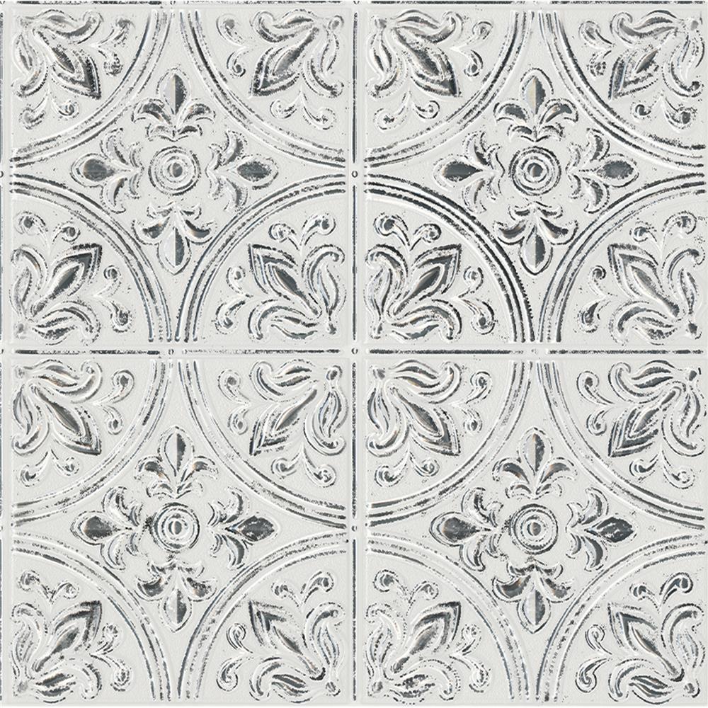 Brewster Nh3149 Kitchen Backsplash Peel And Stick Stick On Tiles Vinyl Wall Panels