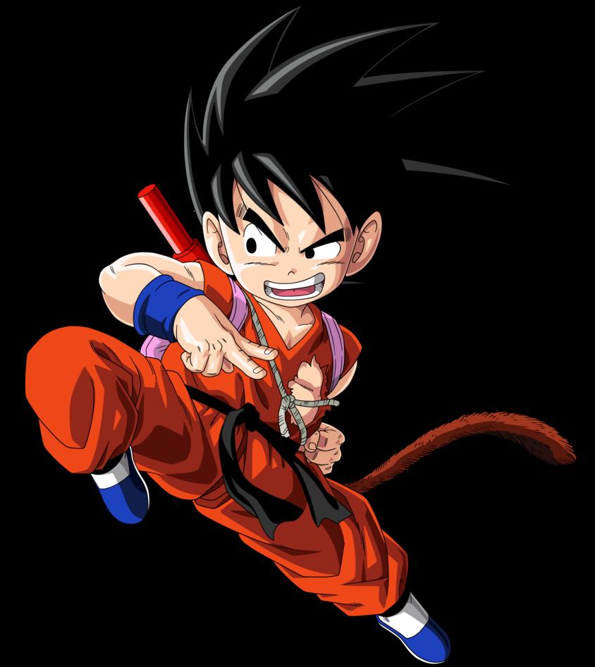 Dragon Ball Kid Goku 19 Kid Goku Anime Dragon Ball Super Dragon Ball Z Wall Stickers