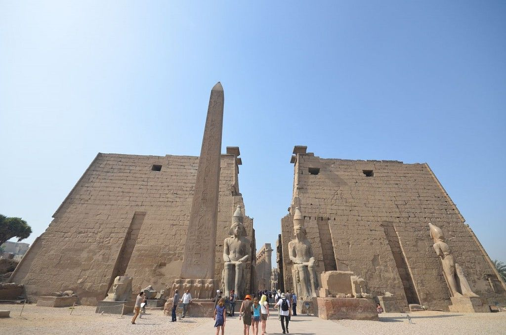 10 Awesome Obelisks From Around The World 10 Most Today Luxor Temple Luxor Egypt