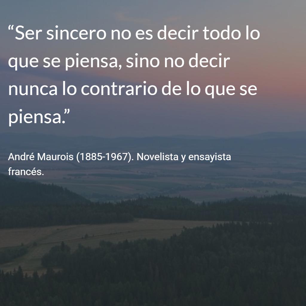 André Maurois 1885 1967 Novelista Y Ensayista Francés