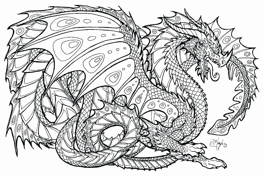 Hard Animal Coloring Pages Adults Fresh Coloring Pages For Adults Free Printable Campradi Detailed Coloring Pages Dragon Coloring Page Unicorn Coloring Pages
