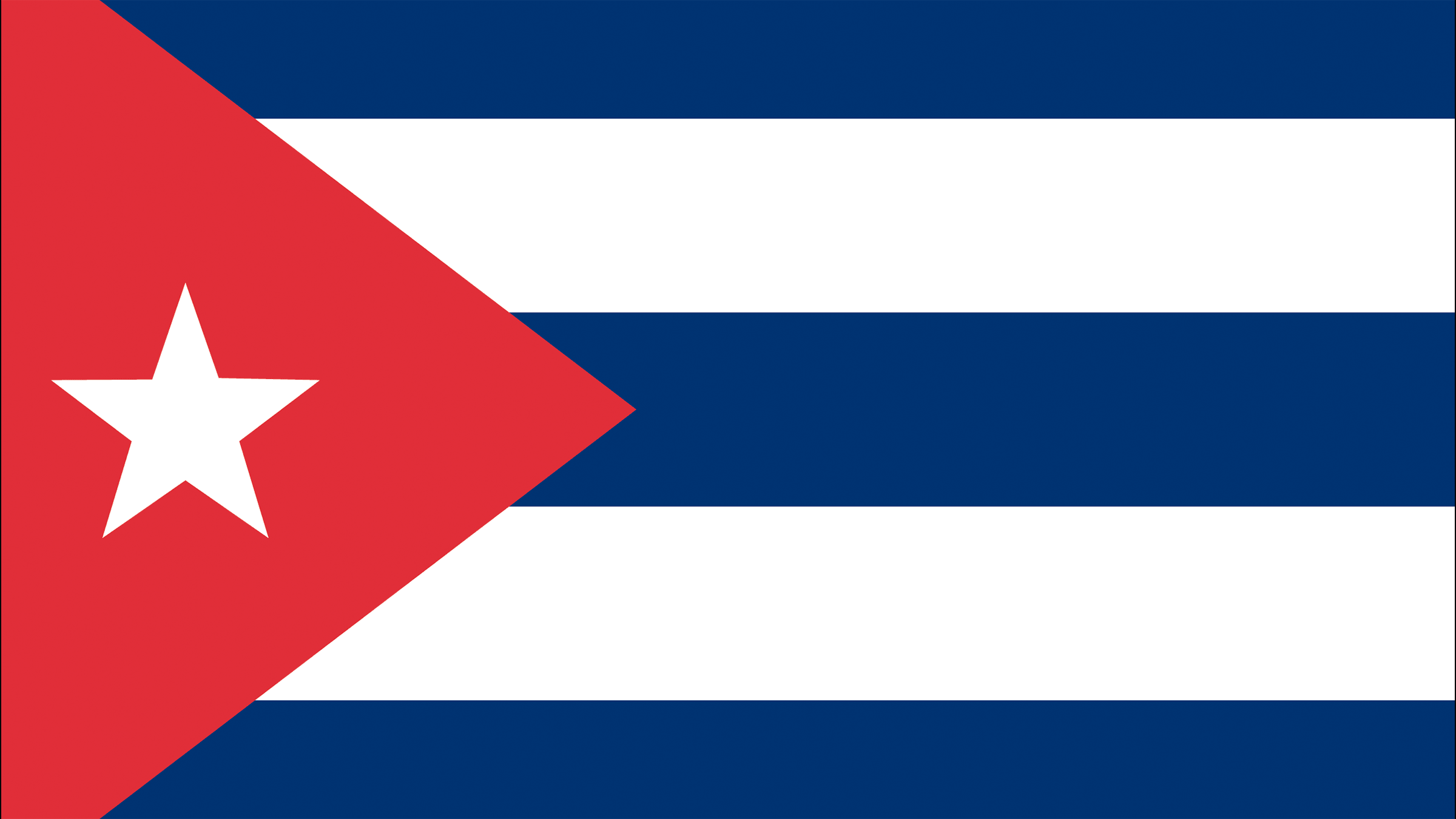 La bandera de Cuba en la actualidad | Banderas y escudos | Pinterest ...