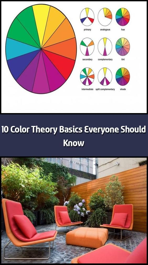 10 Color Theory Basics Everyone Should Know - Color choice ...