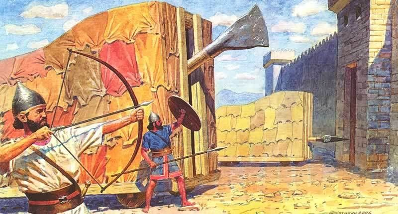 siege and assyrians essay example Assyria one of the great empires of the ancient world, occupying a fertile area   bce), but during the siege of jerusalem the assyrians unexpectedly withdrew.