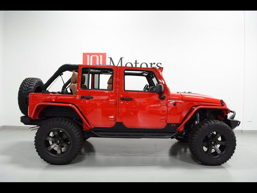 2015 Jeep Wrangler Unlimited Sport Photo 33 Tempe, AZ
