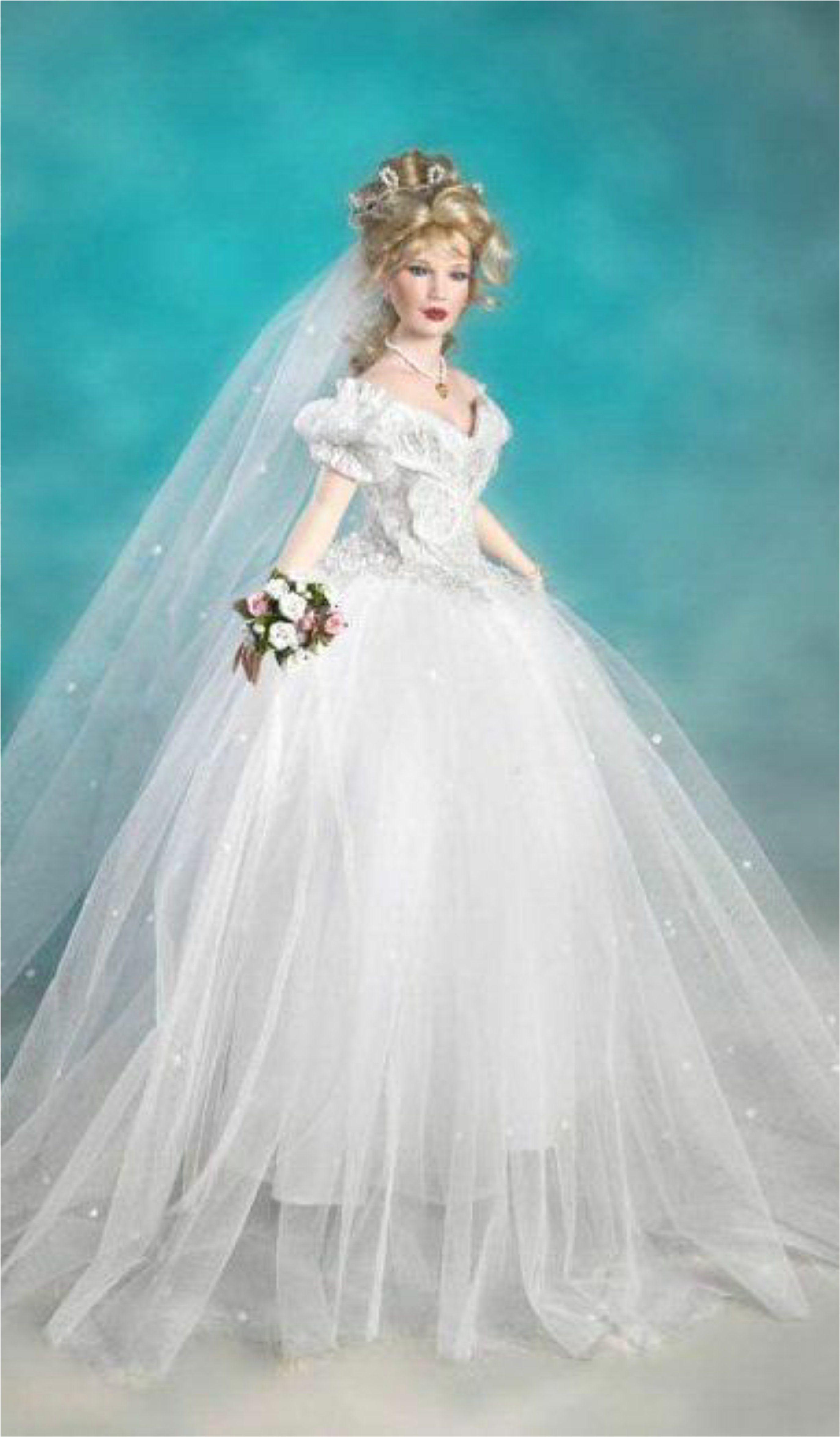 Pin de Monica Bru en Bride dolls. | Pinterest | Barbie, Novios y Muñecas