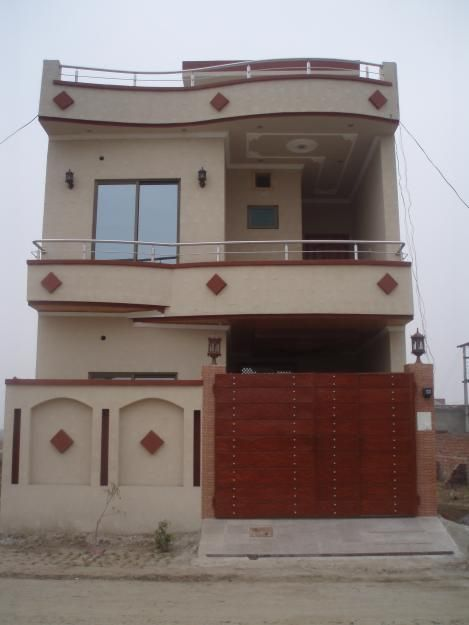 Home Design In Pakistan 3d front elevationcom pakistan beautiful front elevation of Pakistan Small House Plans