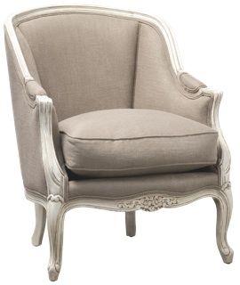 mis en demeure armchair lourmarin sitting pretty fauteuil mobilier de salon mobilier. Black Bedroom Furniture Sets. Home Design Ideas