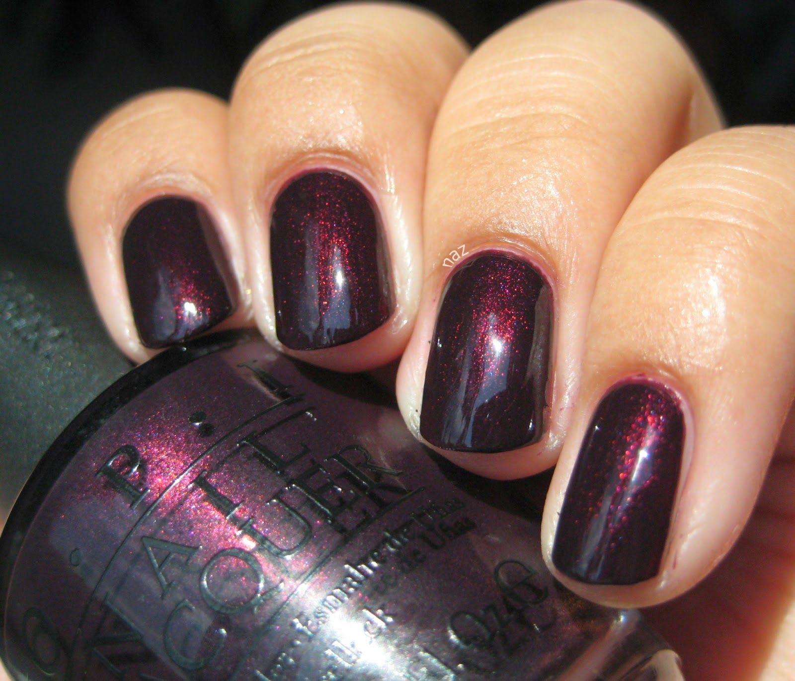 Image result for opi black cherry chutney | Nails | Pinterest | Opi ...