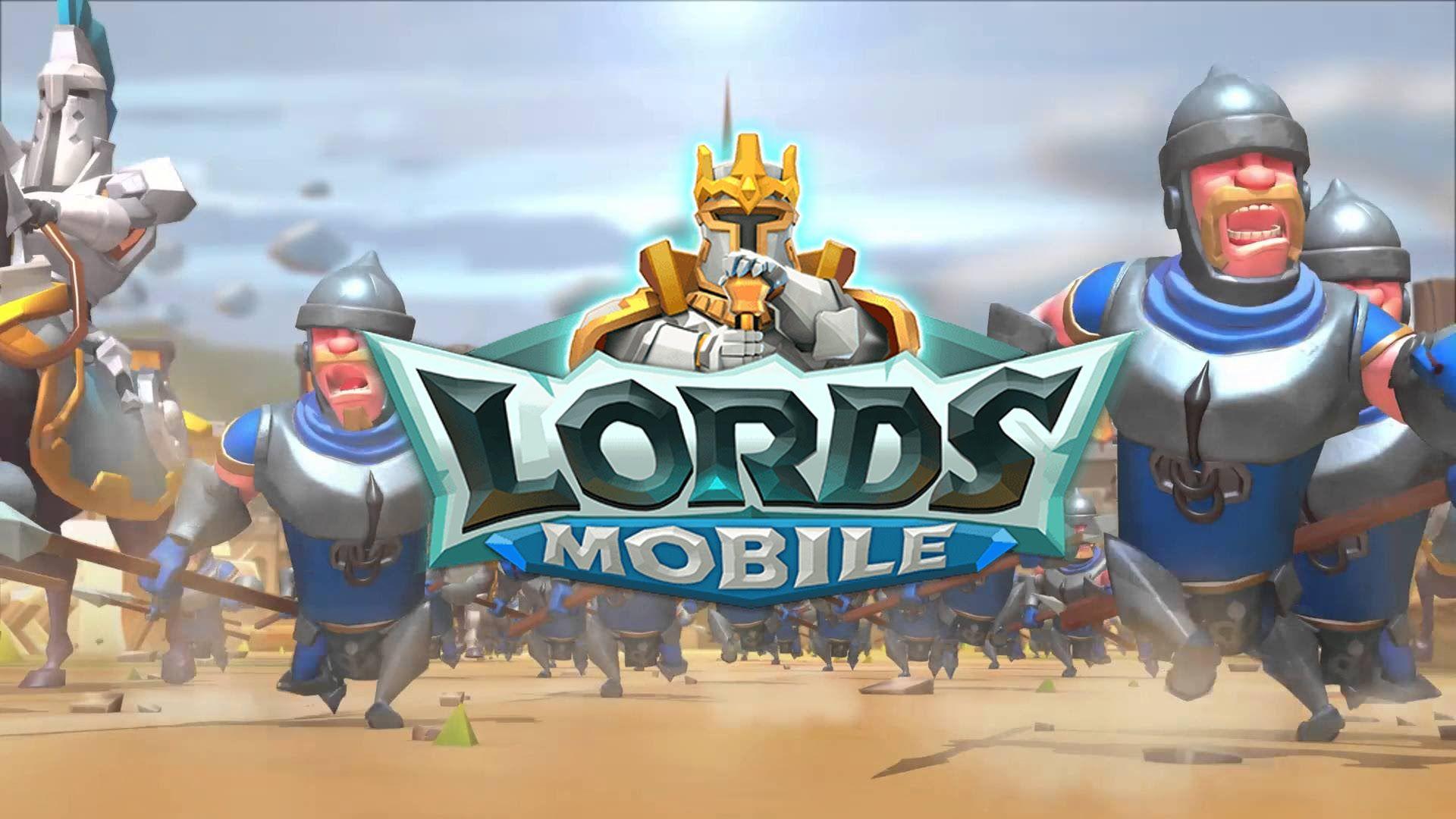 lords mobile auf mac spielen
