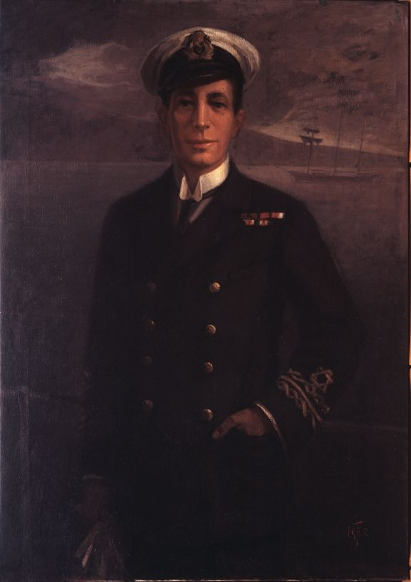 Acting Lieutenant William Edward Sanders, Royal Naval Reserve  30 April 1917 (At sea, south of Ireland)  William Sanders is the only New Zealand seaman to have won the VC. The Aucklander joined the Royal Naval Reserve early in the war. In 1916 Sanders was commissioned as a sub-lieutenant. Given command of schooner HMS Prize, Sanders won his VC on 30 April 1917 during an engagement with the German submarine U-93. In August 1917 Prize was sunk by another U-boat, with the loss of all on board.