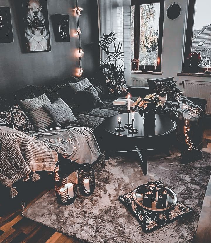 Photo of 27 Stunning black living room ideas with you! – Page 7 of 27 – martinaruby. com