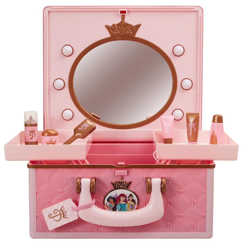 vanity set for girls. Disney Princess Style Collection Travel Vanity Set  Heidi